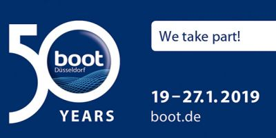 Boot Düsseldorf, the news of our brands