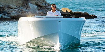 Mana 23: the new model of RAND Boats