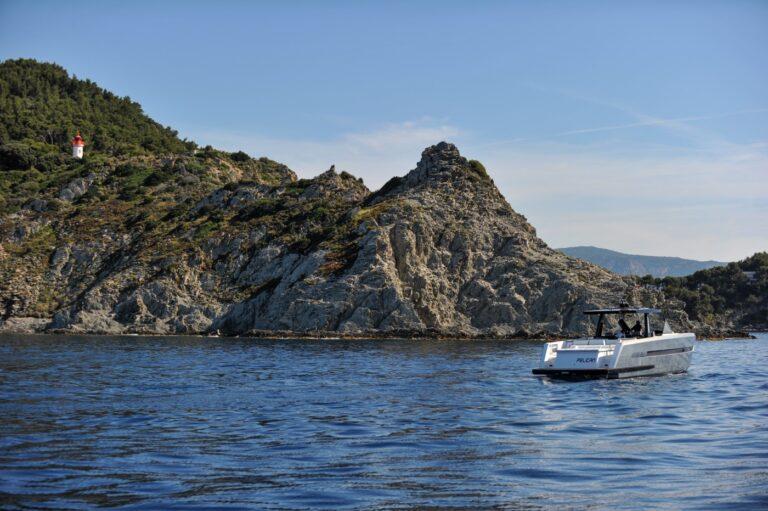l ete arrive le fjord 48 et le fjord 40 prennent le large 1367