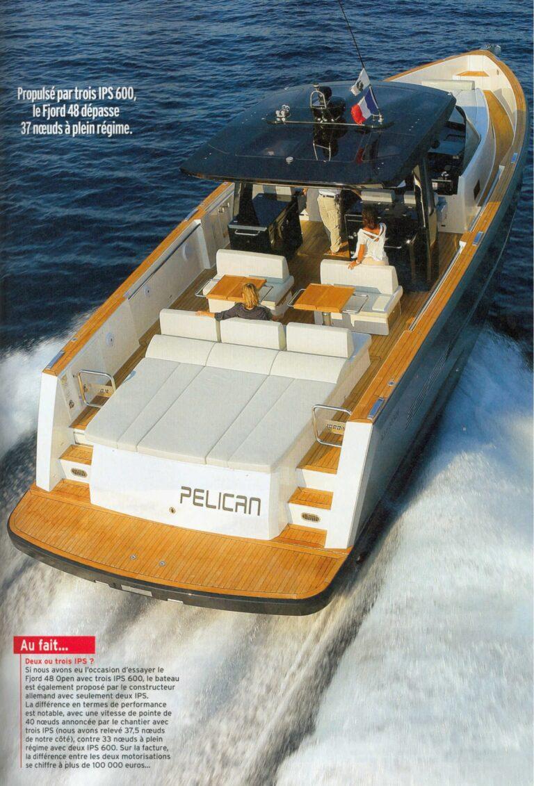 neptune n 235 novembre 2015 fjord 48 open le nec plus ultra du day boat fashion 1257
