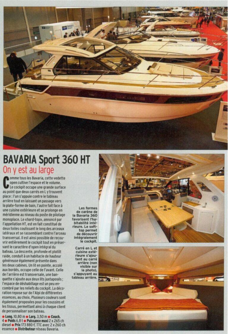 neptune yachting moteur n 225 bavaria 360 sport ht 5 60 343