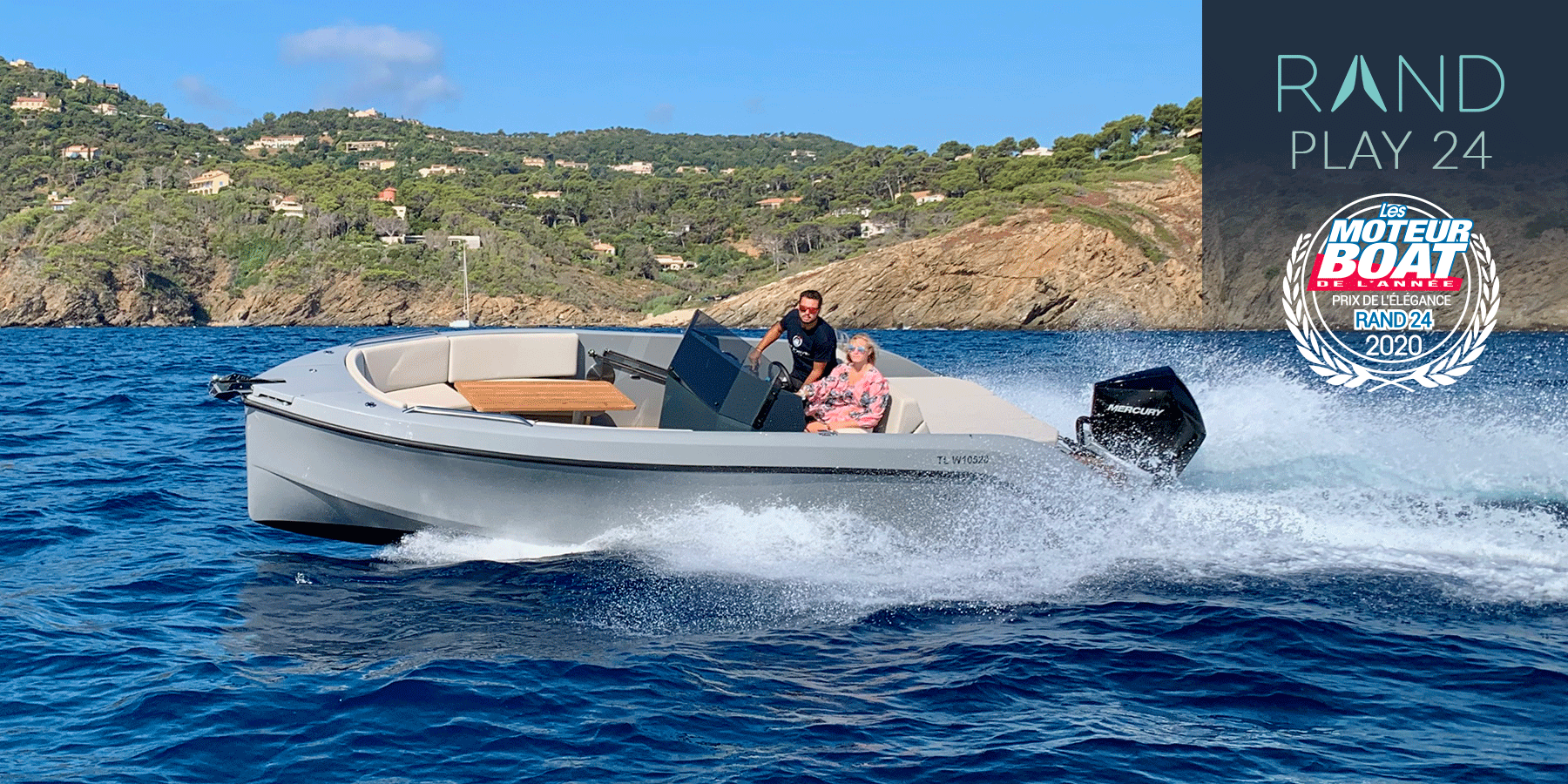 Moteur Boat of the Year